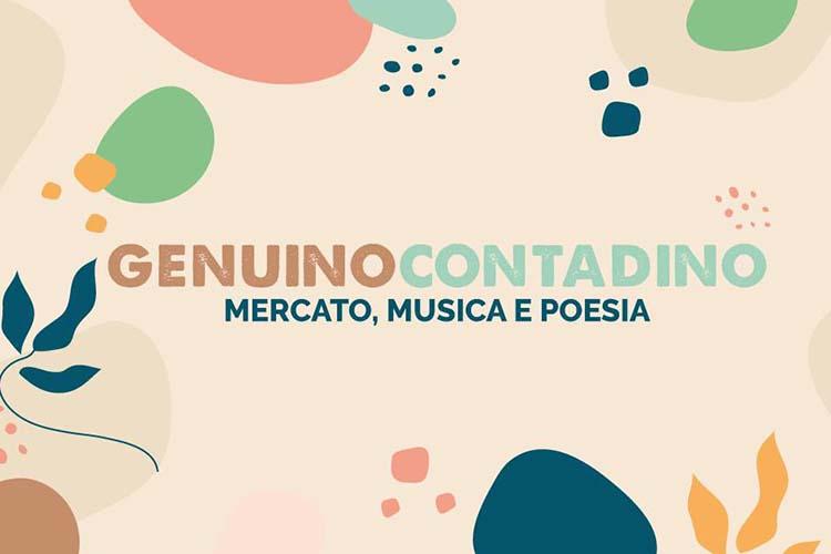 Genuino Contadino mercato musica e poesia