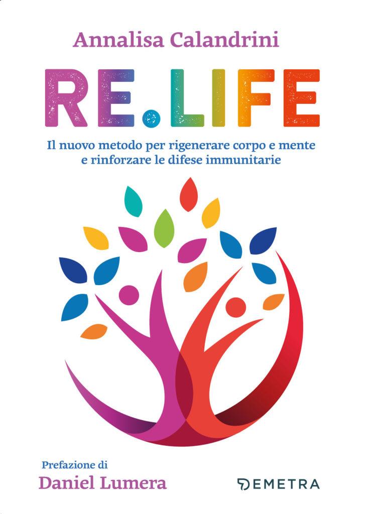 Re.Life Libro Annalisa Calandrini
