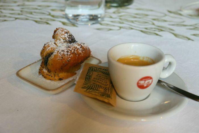 Ristorante dei Cantoni - Longiano - caffè