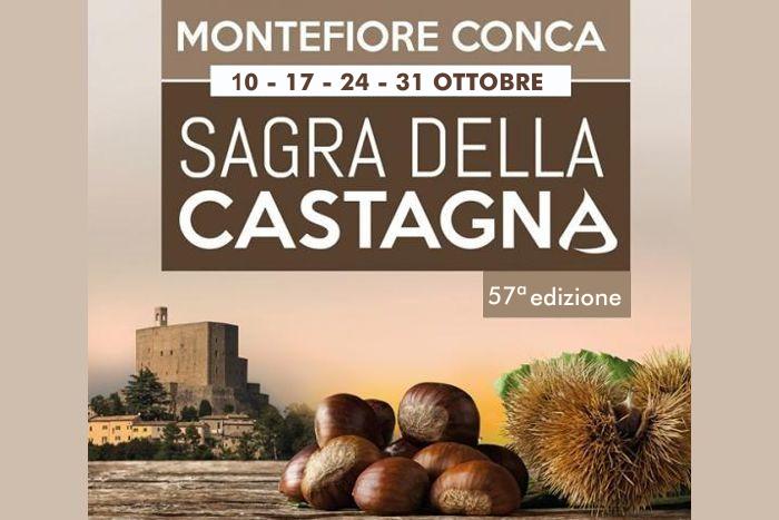 Sagra della Castagna 2021 - Montefiore Conca