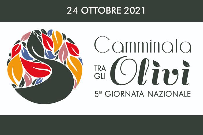 Giornata Nazionale della Camminata tra gli Olivi 2021